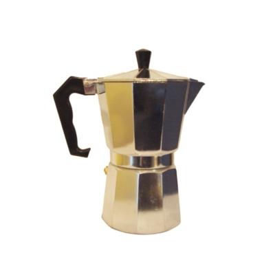 Kávéfőző 6 személyes alumínium kotyogó