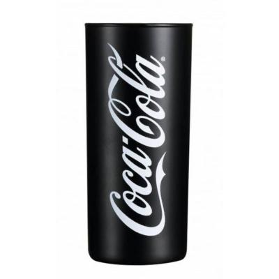 Üdítős pohár Coca-Cola Fekete / fehér