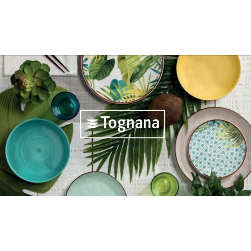 Tognana Jungle 18 részes kerámia étkészlet