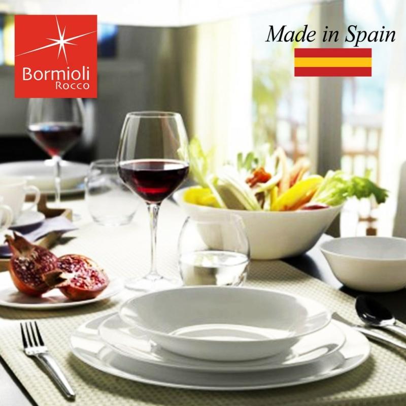 Bormioli Rocco Toledo 18 részes étkészlet