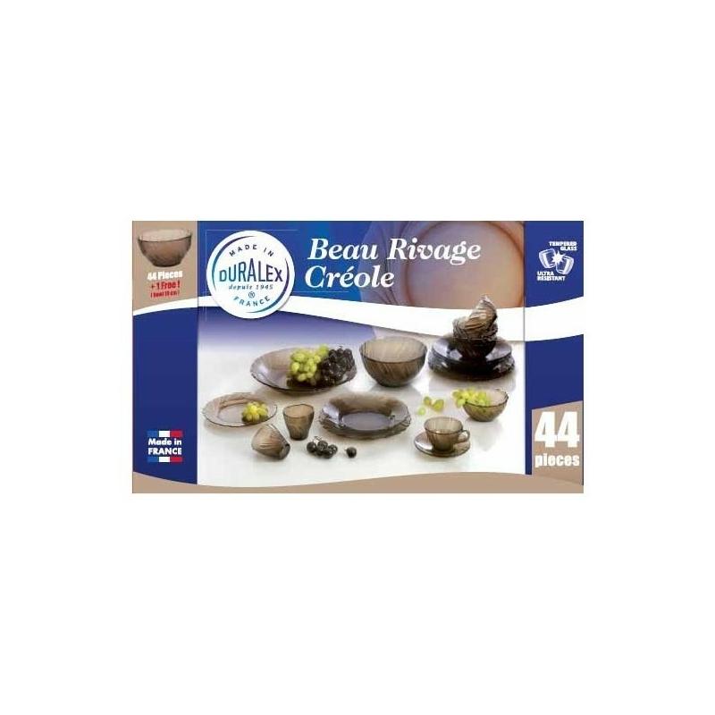 Beau Rivage Creole 44 részes étkészlet