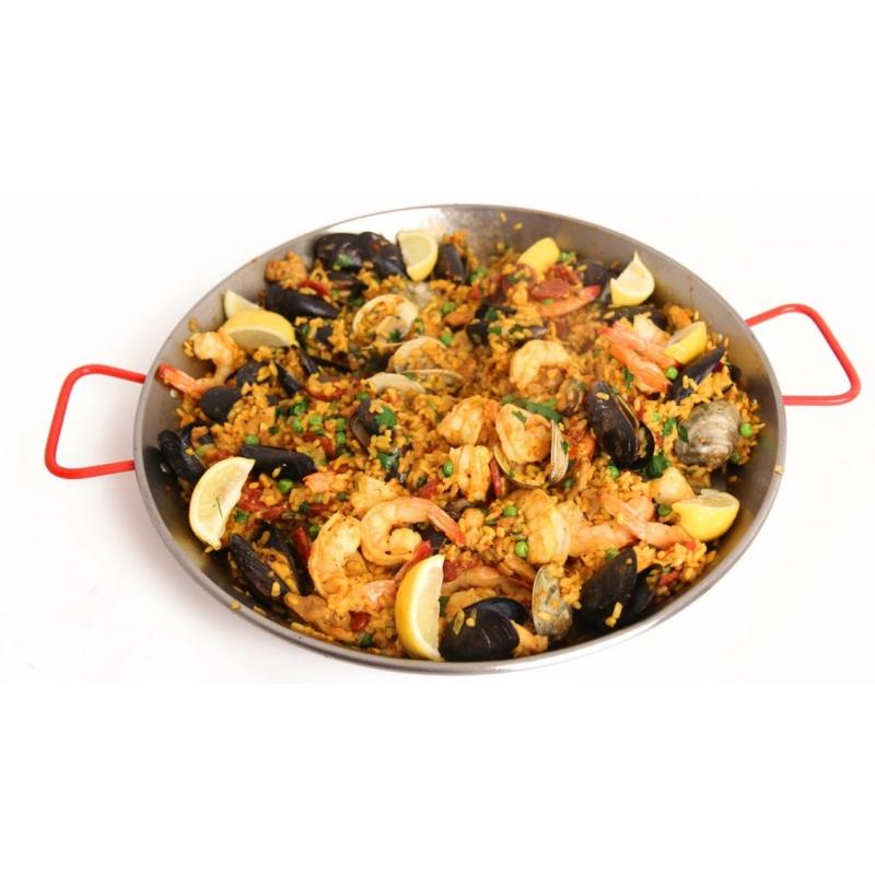 Garcima Paella sütőkészlet M 600  (paella tál + gázégő + állvány)